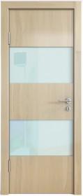 Дверь Модерн ДО-508 светлый анегри глянец