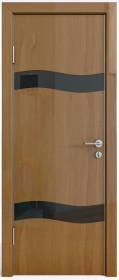 Дверь Модерн ДО-503 темный анегри глянец