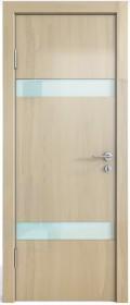 Дверь Модерн ДО-502 светлый анегри глянец