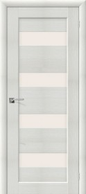 Дверь Аква-3 Bianco Veralinga