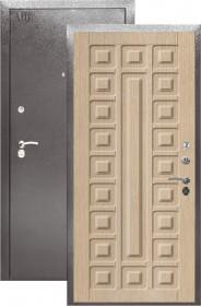 Дверь Aргус 2М Сенатор капучино