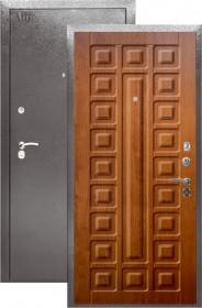Дверь Aргус 2М Сенатор дуб золотой