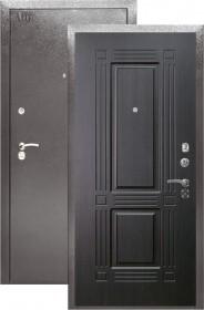 Дверь Aргус 2М Триумф венге тисненый