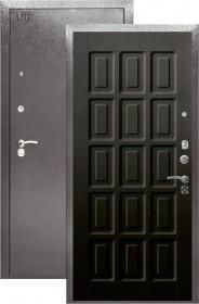 Дверь Aргус 2М Шоколад венге тисненый
