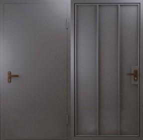 Дверь Техническая 2 мм