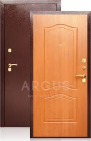 Дверь Aргус ДА-2 клен медовый