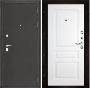 Дверь Колизей Турин эмаль белая