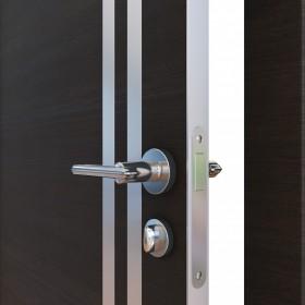 Дверь Модерн ДГ-506 венге горизонтальный