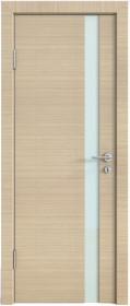 Дверь Модерн ДО-507 неаполь (стекло белое)