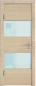 Дверь Модерн ДО-508 неаполь (стекло белое)