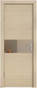 Дверь Модерн ДО-501 неаполь (зеркало бронза)