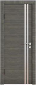 Дверь Модерн ДГ-506 ольха темная