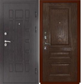 Дверь Luxor 5 Фараон 2 мореный дуб шпон