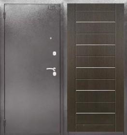 Дверь Aргус ДА-1/2 New Венге