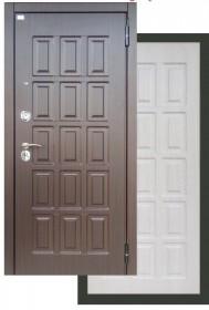 Дверь Aргус ДА-41 МДФ/МДФ капучино
