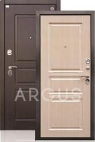 Дверь Aргус ДА-72 МДФ/МДФ беленый дуб