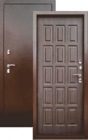 Дверь Aргус Тепло-4 венге