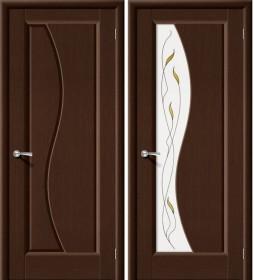 Дверь Руссо венге (Ф-09)