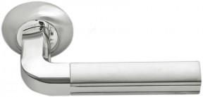 Ручка Morelli 11 SN/CP Белый никель/Хром