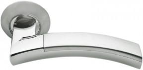 Ручка Morelli 12 SN/CP Белый никель/Хром