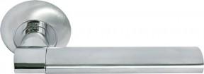Ручка Morelli 21 SC/CP Матовый хром/Хром