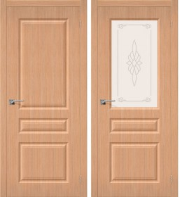 Дверь Статус 14 дуб (Ф-01)