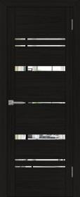 Дверь Uberture 30027 велюр шоко (зеркало)