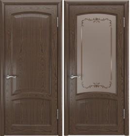 Дверь Клио Lux mistick