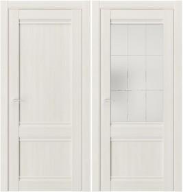 Дверь Luxor QS альба