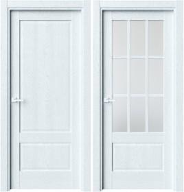 Дверь Luxor Z дуб сатин