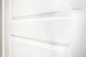 Дверь Альта (Alta) эмаль белая