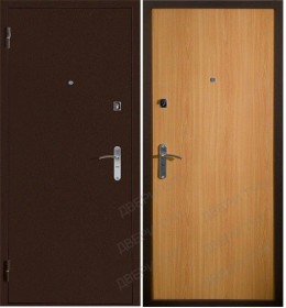 Дверь Патриот 370 миланский орех