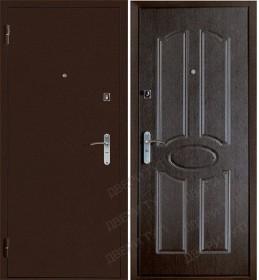 Дверь Патриот 371/08 венге