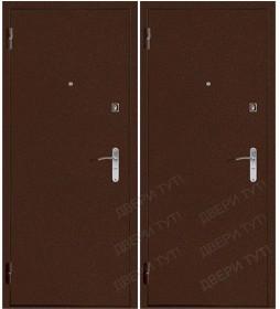 Дверь Патриот 374 метал/метал
