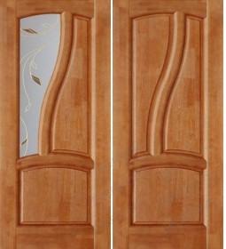 Дверь Рафаэль орех (Т-26)