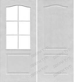 Дверь Палитра белая