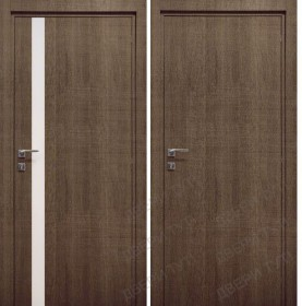 Дверь Minimo 500/501 DB-E Дуб мокко