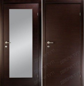 Дверь LINEA 100/101 венге