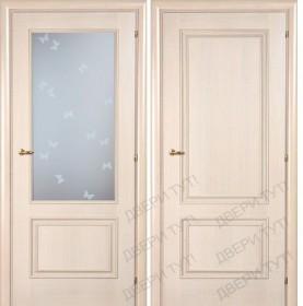 Дверь DOMENICA 520/511 В орех жасмин