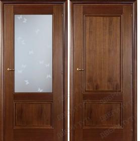 Дверь DOMENICA 520/511 B орех итальянский