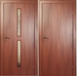 Дверь Pronto 600/602 орех классик