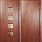 Дверь Pronto 600/604 орех классик
