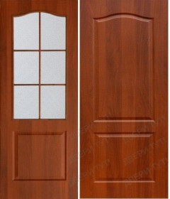 Дверь Палитра Итальянский орех