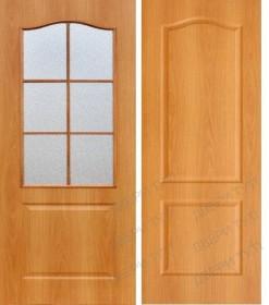 Дверь Палитра Миланский орех