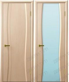 Дверь Диадема 2 беленый дуб