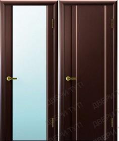 Дверь Техно 3 венге