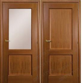 Дверь PRIMO AMORE 120/111 итальянский орех