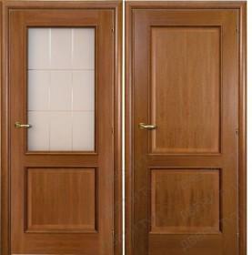 Дверь PRIMO AMORE 120/411 итальянский орех