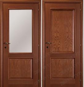 Дверь PRIMO AMORE 120/111 тонированный дуб