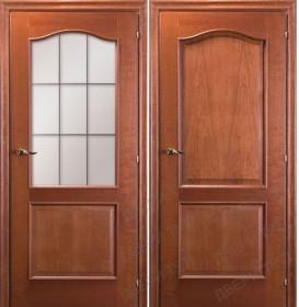Дверь PRIMO AMORE 120/111 С вишня амбра